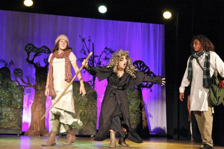 Magical Adventures in Topanga—TYS Presents Into The Woods Jr.