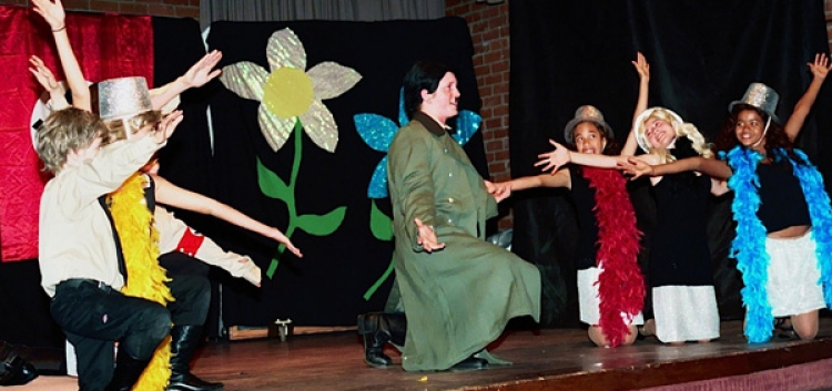 """Topanga Youth Services Musical """"The Producer's"""" Scores a Hit"""