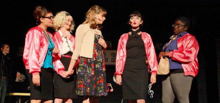 """""""Grease, the Musical"""" Lights Up the Stage at the Topanga Community House"""