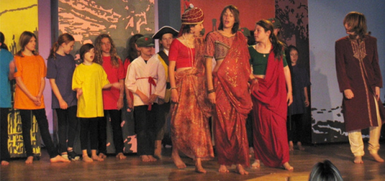 Topanga Youth Services Production, Come Together, March 27 - 29
